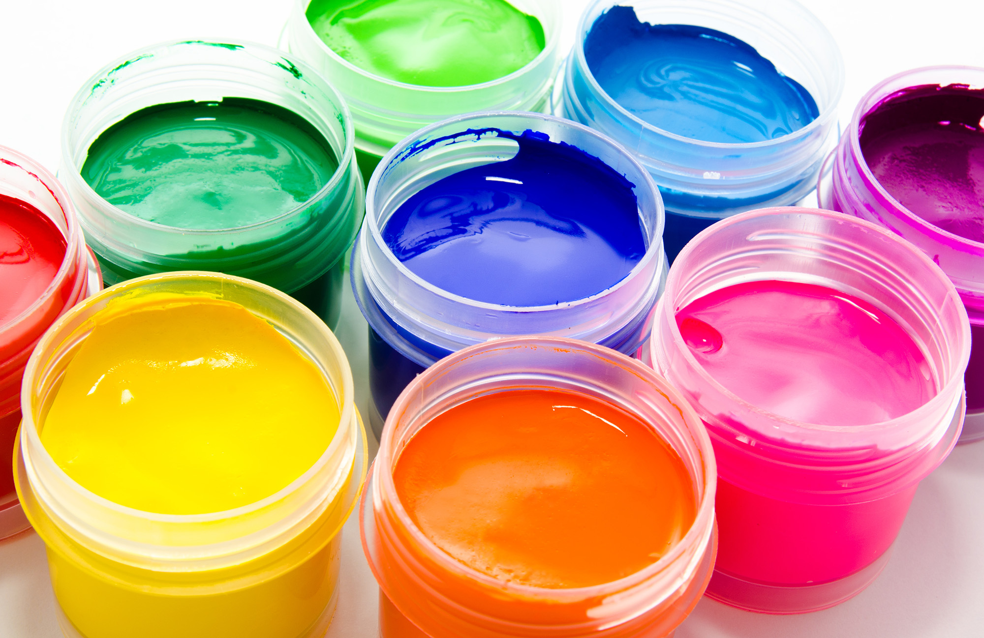 Can You Paint Plastic With Acrylic Craft Paint