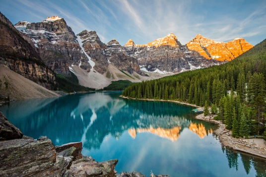 Image result for moraine lake